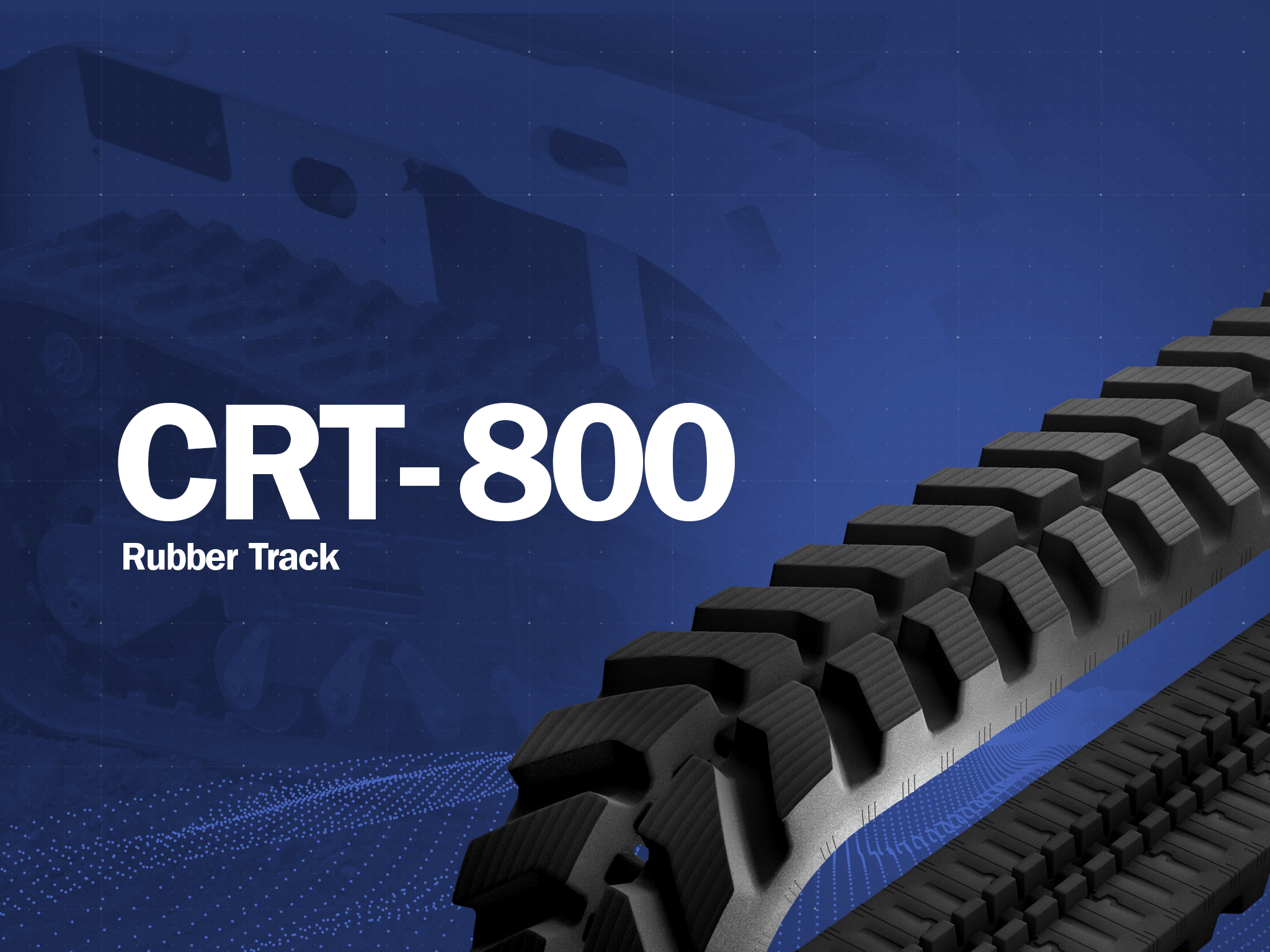 Trelleborg CTR-800 available at Rudys Tires