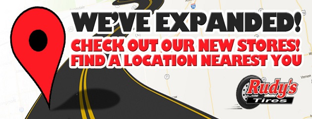 We've Expanded! Click Here to Find a Location Nearest You